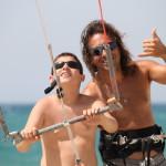 scuola kitesurf bambini